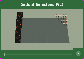 Optical Delusions Pt.2 - Micro Marching League