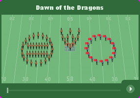 Dawn of the Dragons - Micro Marching League